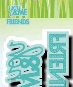 Dies / You&me/Friends / Joy Crafts