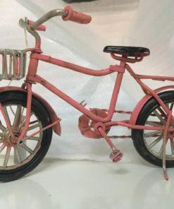 Damecykel, pink / Dukkehus