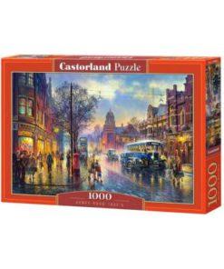 Puzzlespil / London i 1930'erne / 1000 brikker