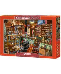 Puzzlespil / Gammel købmandsbutik / 2000 brikker