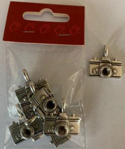Charms / Kamera, 6 stk