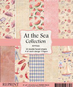 Karton / At the sea / Reprint