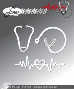Dies / Medical stuff / By Lene