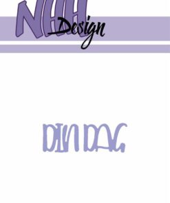 Dies / Din dag / NHH Design