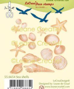 Stempler / Sea shells / Leane