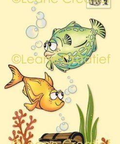 Stempler / Fisk 1 / Leane