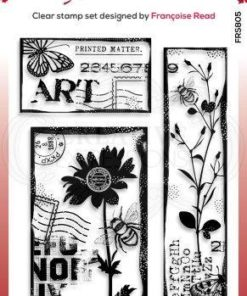 Stempel / Vintage toppers / Woodware