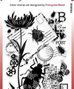 Stempel / Bille collage / Woodware