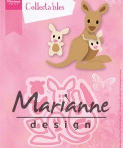 Dies / Kænguru / Marianne Design