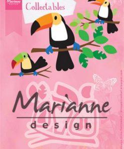 Dies / Tukan / Marianne design