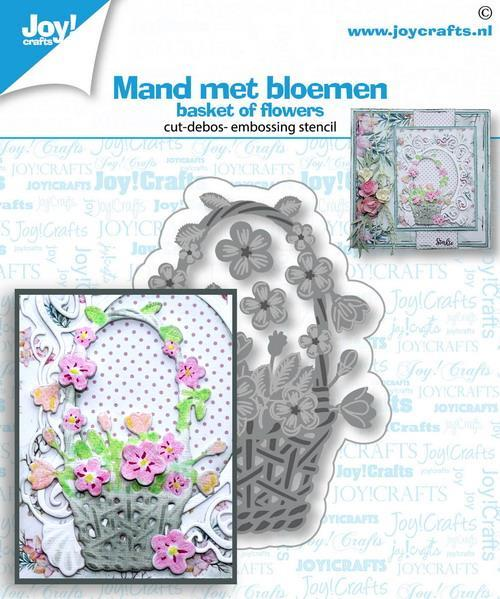 Dies / Blomsterkurv / Joy Craft