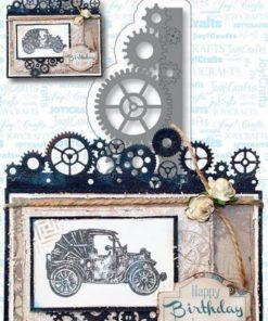 Dies / Industriel bort / Joy Craft
