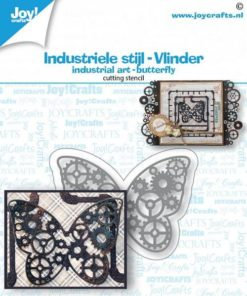 Dies / Industriel sommerfugl / Joy craft