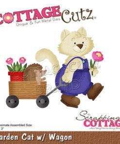Dies / Kat i haven / Cottage Cutz