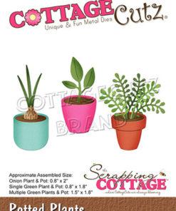 Dies / Potteplanter / Cottage Cutz
