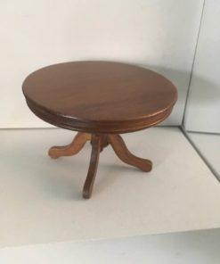 Spisebord, valnød / Dukkehus