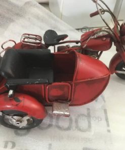 Motorcykel med sidevogn / Dukkehus 1.12