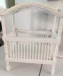 Himmelseng til baby / Dukkehus