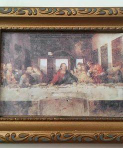 Billede / Det sidste måltid / Dukkehus