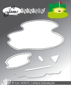 Dies / Golf bane / By Lene