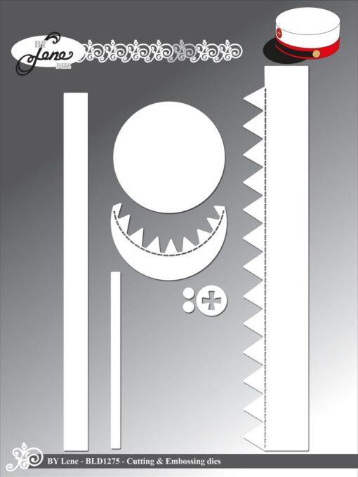 Dies / Foldet studenterhue / By Lene