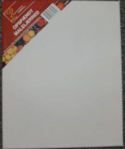 Malelærred / 24x30x1,8 cm