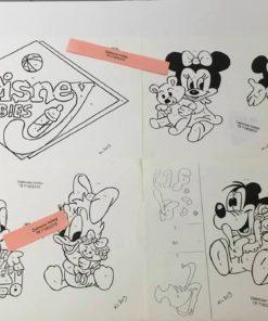 Disney babies / lap på lap
