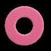 Rund bidering i pink