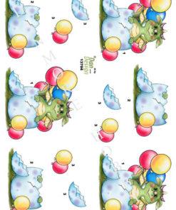 Børn / Dinosaurus i æg / Dan-Design