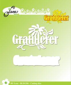 Dies / Gratulerer / By Lene