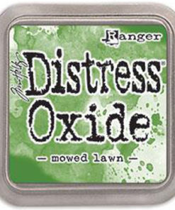 Distress Oxide / Mowed lawn