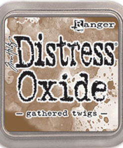 Distress Oxyde / Gathered twigs