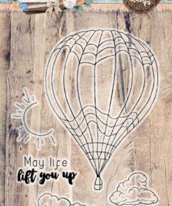 Stempel / Luftballon / Studio light