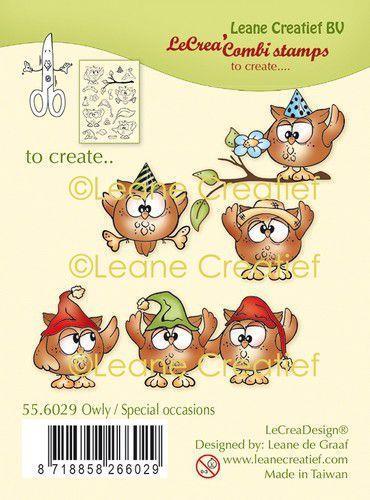 Leane stamp