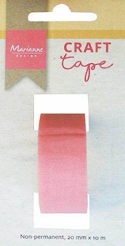 None permanent tape / Marianne Design