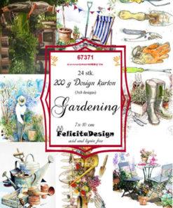 Toppers / Gardening / Felicita design