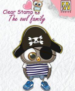Stempel / Piraten / Nellie Snellen
