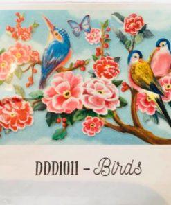 Diamant sæt / Fugle / Dotty Design