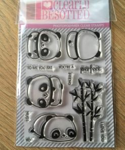 Stempel / Panda / Clearly besotted