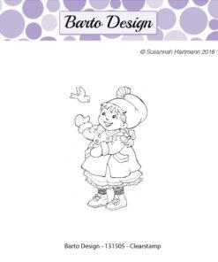 Stempel / Nissepige / Barto Design