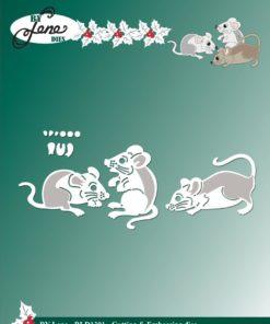 Dies / Mice / By Lene