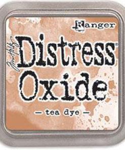 Distress oxide / Tea dye