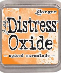 Distress oxide / Spiced marmalade