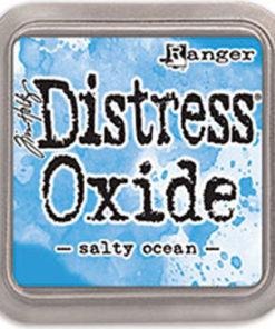 Distress oxide / Salty ocean