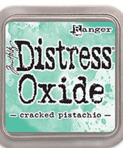 Distress oxide / Cracked pistachio