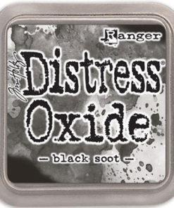 Distress oxide / Black soot