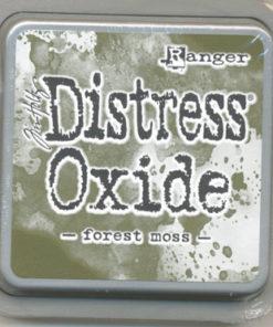 Distress oxide / Forrest moss