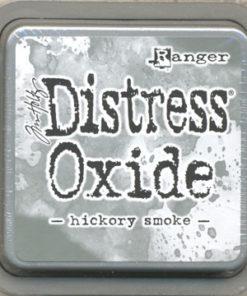 Distress oxide / Hickory smoke