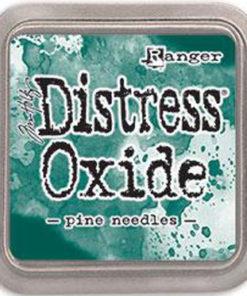 Distress oxide / Pine needles