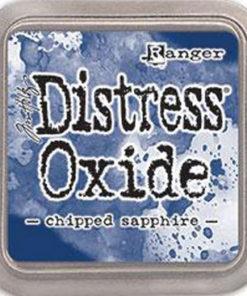 Distress oxide / Chipped sapphire